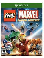 LEGO Marvel Super Heroes Xbox One/series X Kids Game 1 Avengers/Spider Man/hulk