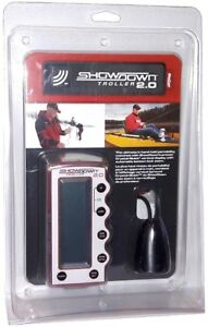 Marcum Showdown Troller 2.0 Portable Handheld Ice Sonar Fishfinder Depth Finder
