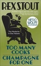 Too Many Cooks & Champagne for One (Paperback or Softback)