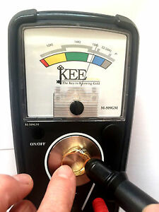 New Upgraded Updated Kee Gold Tester From The Factory