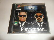 PlayStation 1 PSX 1 Men in Black