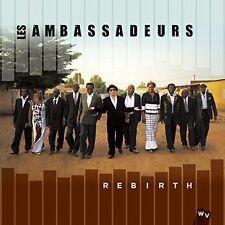 LES AMBASSADEURS (MALI) - REBIRTH EP [EP] [DIGIPAK] NEW CD