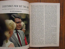 August 7, 1965 TV Guide (GENE  BARRY/BURKE'S  LAW/AL HIRT/LUCY  JARVIS)