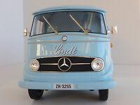 Mercedes L319 Lindt & Sprungli Zurigo 1957 1/18 NOREV 183418 L 319 Mercedes-Benz