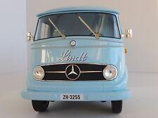 MERCEDES L319 Lindt & Sprüngli Zurich 1957 1/18 NOREV 183418 L 319 Mercedes-benz