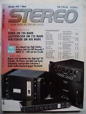 Stéréo 10/90, LLES désertiques Oui 200, TRESHOLD sa 30 S, FET Nine, AR Classic 120,sp 14, ARCUS KS