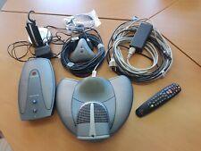 Polycom Video-Telefon-Konferenz-System VSX 5000 VSX 7000 Jabra GN9350e gebraucht