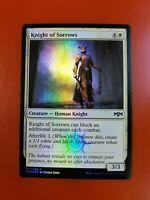 1x Knight of Sorrows   FOIL   Ravnica Allegiance   MTG Magic Cards