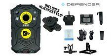Professional 32GB Body Cam Camera & Klickfast Clip Doorman Bouncer Security SIA