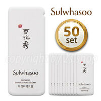 [Sulwhasoo] Snowise  Brightening Cream 1mlx 50pcs Korea Cosmetics