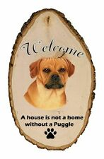 Outdoor Welcome Sign (Tp) - Puggle 94123