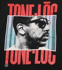 S * NOS vtg 80s 1989 TONE LOC Wild Thing t shirt * rap tee * 44.136
