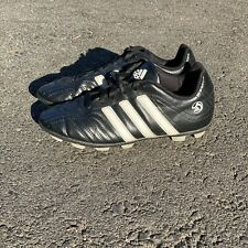 Adidas Soccer Cleats SPG 753001 SIZE: 5 Black/White
