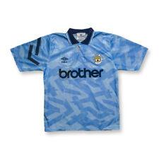 Fußball Trikots Von Manchester City Günstig Kaufen Ebay
