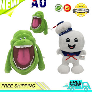 Horror Ghostbusters Plush Funny Toys Green Ghost And Captain Dabai Novelty Doll