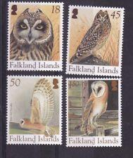 Falkland Islands MNH Stamp Set 2004 OWLS SG 997-1000