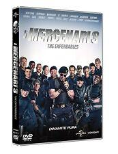 I MERCENARI 3 - The Expendables (DVD) con Sylvester Stallone, Jason Statham
