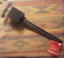 Mr. Bar-B-Q Triple Action Grill Brush from Bed, Bath, & Beyond