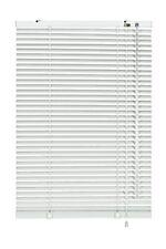 Gardinia 7751 Vénitien pour Fenêtre Aluminium Blanc 110 x 130 cm