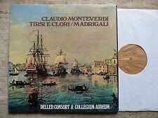 Claudio Monteverdi Tirsi e clori madrigali - Deller Consort & Collegium Aureum