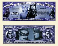 Julie Newmar - Catwoman - Batman TV Series - Million Dollar Novelty Money