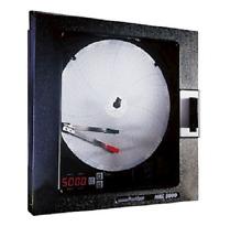 Partlow MRC 5000 (51100011) Temperature Recorder, 2 Ch
