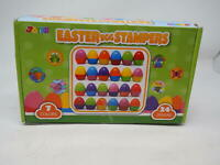JOYIN 24Pcs Easter Egg Stampers Great Easter Toys for Easter Eggs Hunt Game,