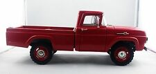 ROAD SIGNATURE 1:18 1959 FORD F-250 PICK UP TRUCK #92318 RED