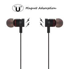 Wireless Sports Bluetooth Earphone Headphone Headset Magnet In-ear Stereo Earbub