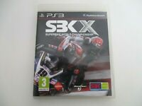 Playstation 3 - SBK X: Superbike World Championship