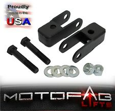 Front shock extenders for Leveling lift kit 99-06 Silverado sierra 1500 GMC
