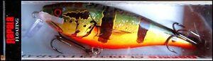 RAPALA SUPER SHAD RAP SSR 14 cm PB (Peacock Bass) color