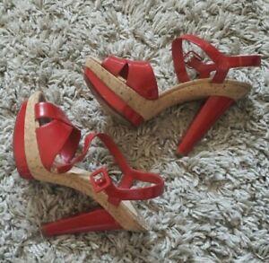 christian louboutin La Falaise Woman Shoes Size 7.5