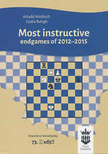 Most Instructive Endgames of 2012-2015 (Chess Book)