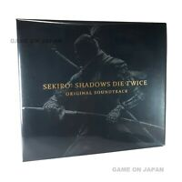 Sekiro Shadows Die Twice Original Sound Track Japanese Original