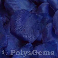 200 LARGE BLUE SILK ROSE PETALS WEDDING PARTY DECORATIONS