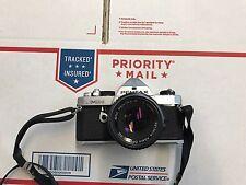 Pentax MX 35mm SLR Film Camera with SMC-M 50mm f/2.0 lens