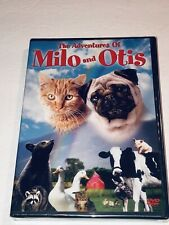 The Adventures of Milo and Otis [New DVD] Full Frame 11A