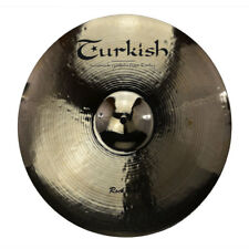 "TURKISH CYMBALS Becken 16"" Crash Rock Beat bekken cymbale cymbal 1088g"