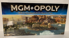MGMopoly - MGM Resorts Las Vegas - Monopoly Board Game - Factory Sealed