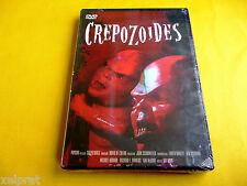 CREPOZOIDES - David DeCoteau 1987 - Precintada