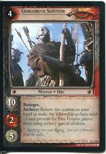 Lord Of The Rings CCG Card SoG 8.U100 Gorgoroth Servitor