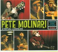 Pete Molinari - A Virtual Landslide Digipack Cd Perfetto Spedito in 48 Ore