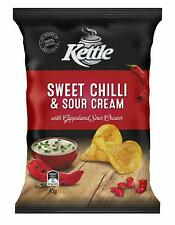 Kettle Sweet Chilli & Sour Cream, 18 x 45g