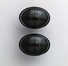 FIAT 500, FORD KA MK2 BLACK SIDE REPEATERS