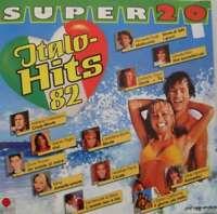 Various Super 20 ItaloHits '82 LP Comp Vinyl Schallplatte 185045