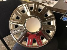"4 Pc Set 16"" CROWN VICTORIA Hub Cap for Steel Wheel Rim Cover"