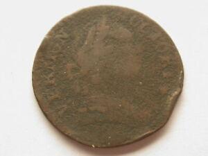 1788 Penny ET LIB  Vermont Colonial