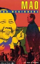 Mao for Beginners (A Writers & Readers beginners documentary comic book) by Riu