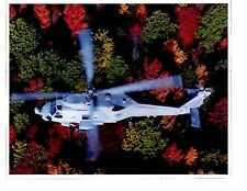 Sikorsky SH60 Seahawk Navy Helicopter Photo 8x10 Rotary Wing Aircraft Test Squad